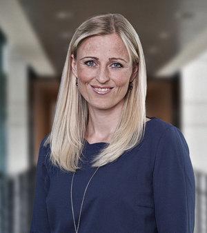 Hypotekárny špecialista Lise Nytoft Bergmann