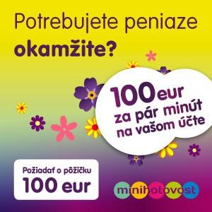 mini_300x300 SMS pôžička ihneď na účet