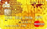 MasterCard Credit Gold