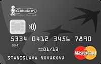Kreditná karta Cetelem