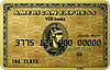 VÚB banka - American Express Gold