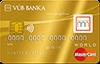 VÚB banka - MasterCard World