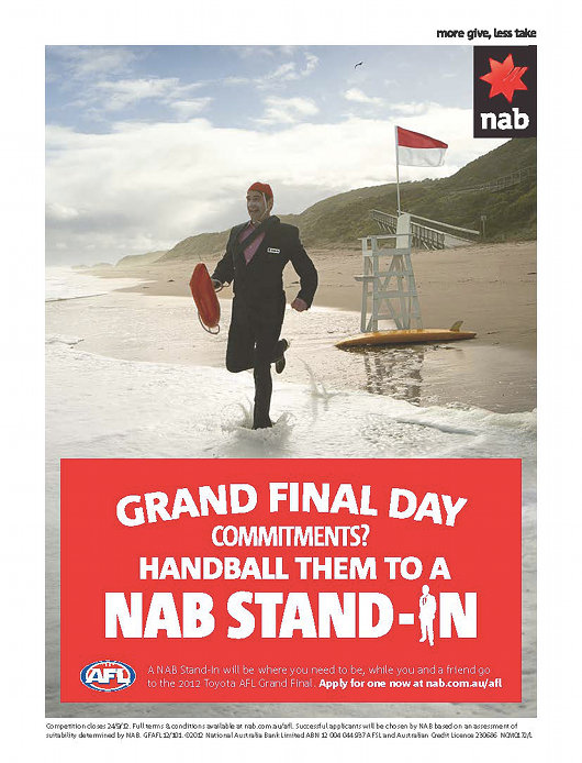 NAB Stand-Ins